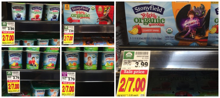 stonyfield Collage