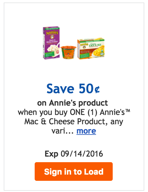 annies coupon