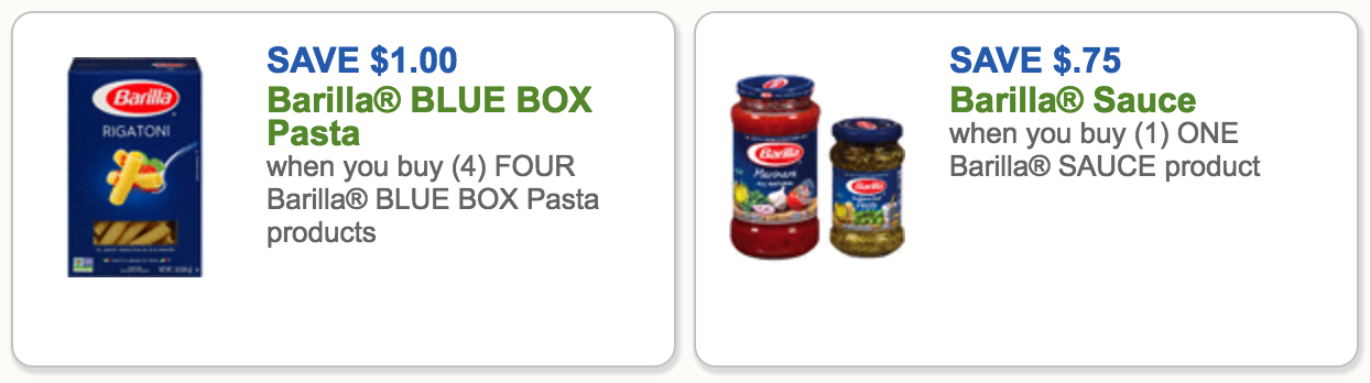 photo relating to Barilla Printable Coupons titled Barilla Pasta and Sauce Discount codes + Kroger Gross sales! Kroger Krazy