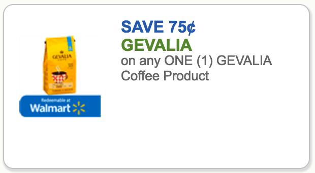gevalia coupon