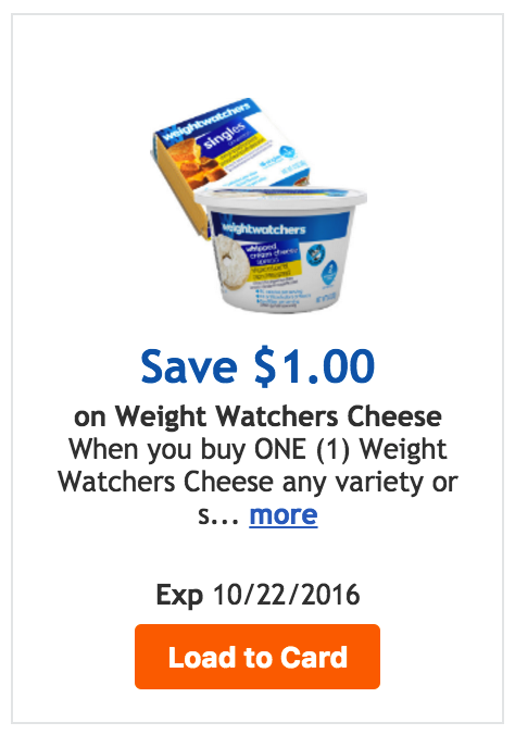 ww cheese coupon