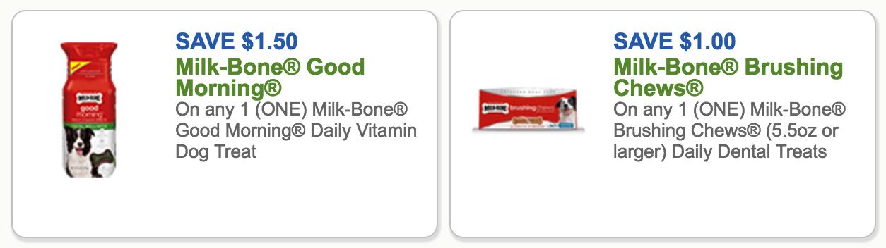 milkbone coupon