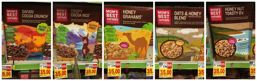 moms best cereal