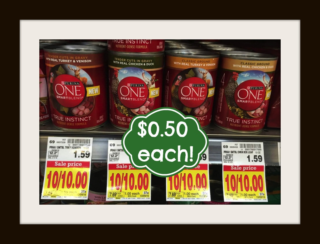 Purina smart one dog food coupons