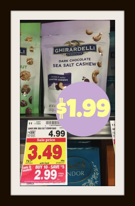 photograph relating to Ghiradelli Printable Coupons identified as Fresh Ghirardelli Coupon \u003d Chocolate Lined Cashews Just