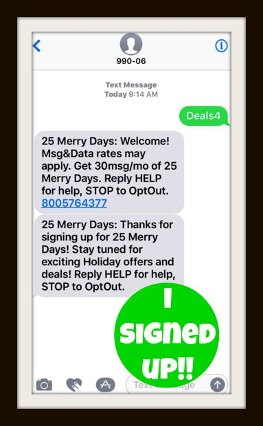 Deck the Halls with DEALS!! Savings Sneak Peak for a 25 Merry Days ...