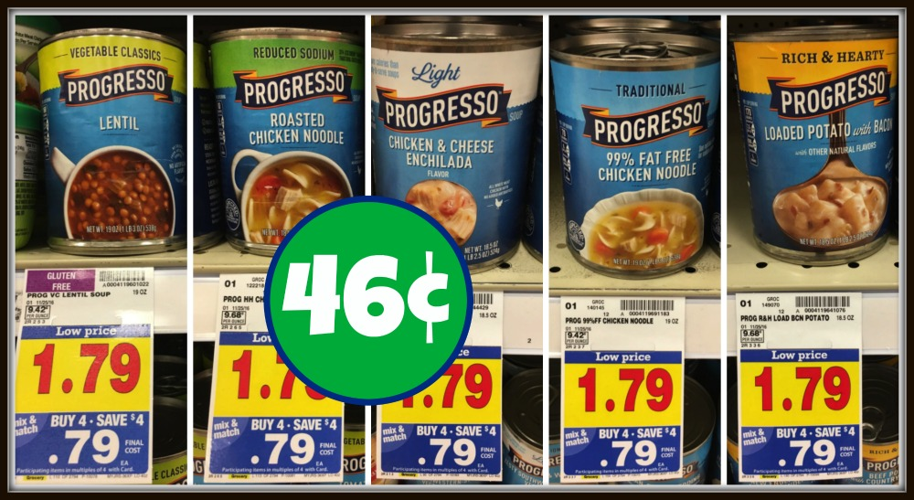 progresso you gotta taste this soup The soup was in the middle of the pack in terms of calories (third), sodium (tied for fourth with the other two progresso soups), and fat (tied for fourth with progresso chicken noodle and healthy choice), and that mediocrity registered with its scores.