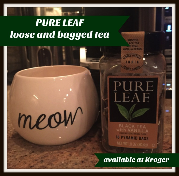 kroger pure leaf tea