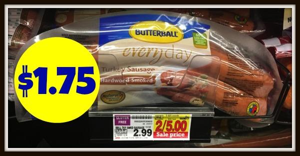Butterball Turkey Dinner Sausage