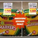 crayola markers Image