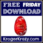 free friday download lindt