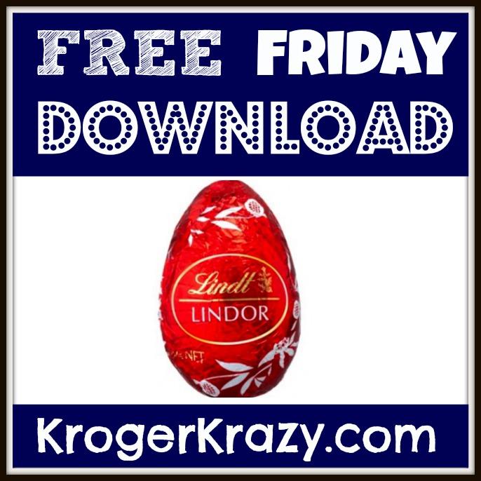 free friday download lindt