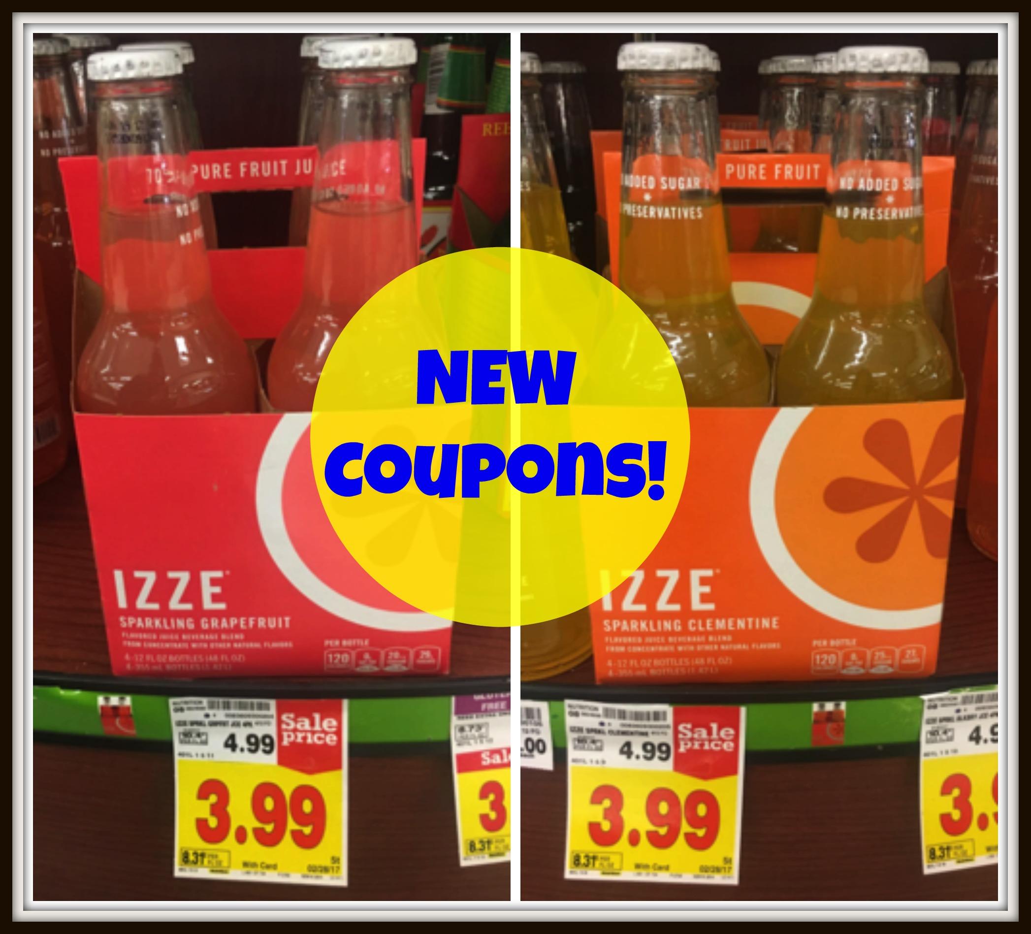 izze drinks Image