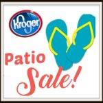 kroger patio sale