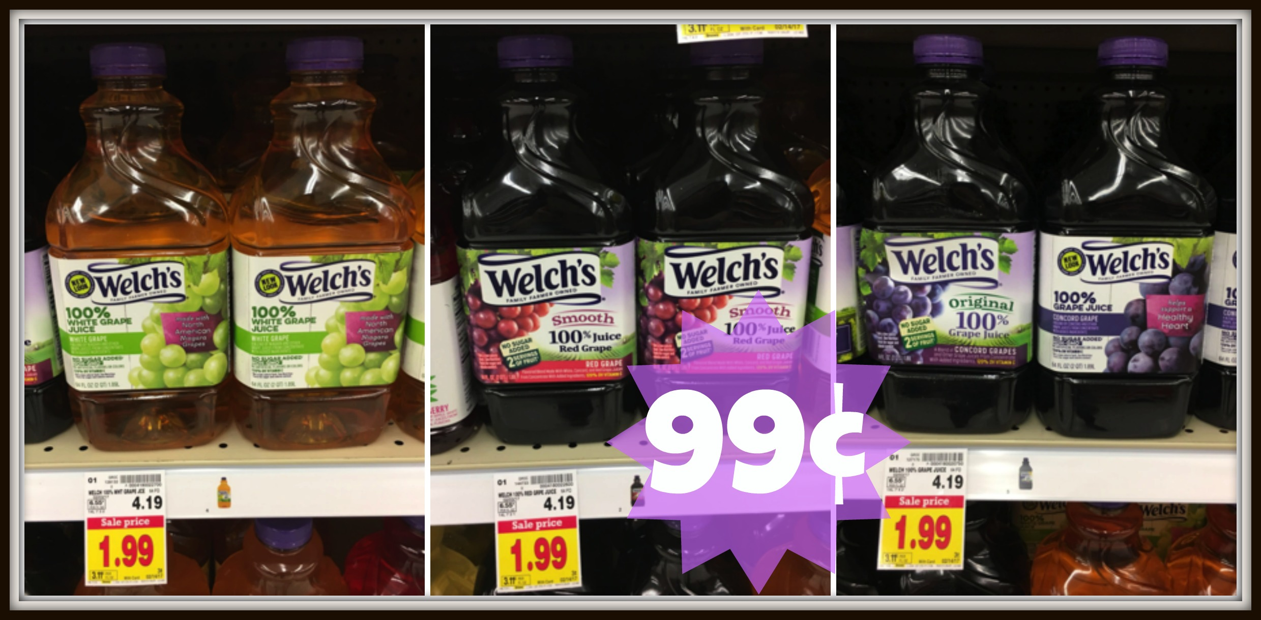 welch's juice Image