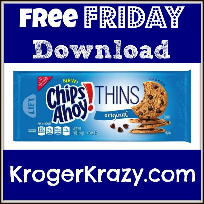 free friday download chips ahoy