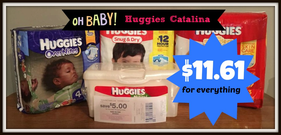 huggies catalina
