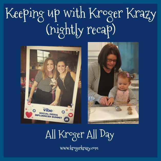 keeping up with kroger krazy
