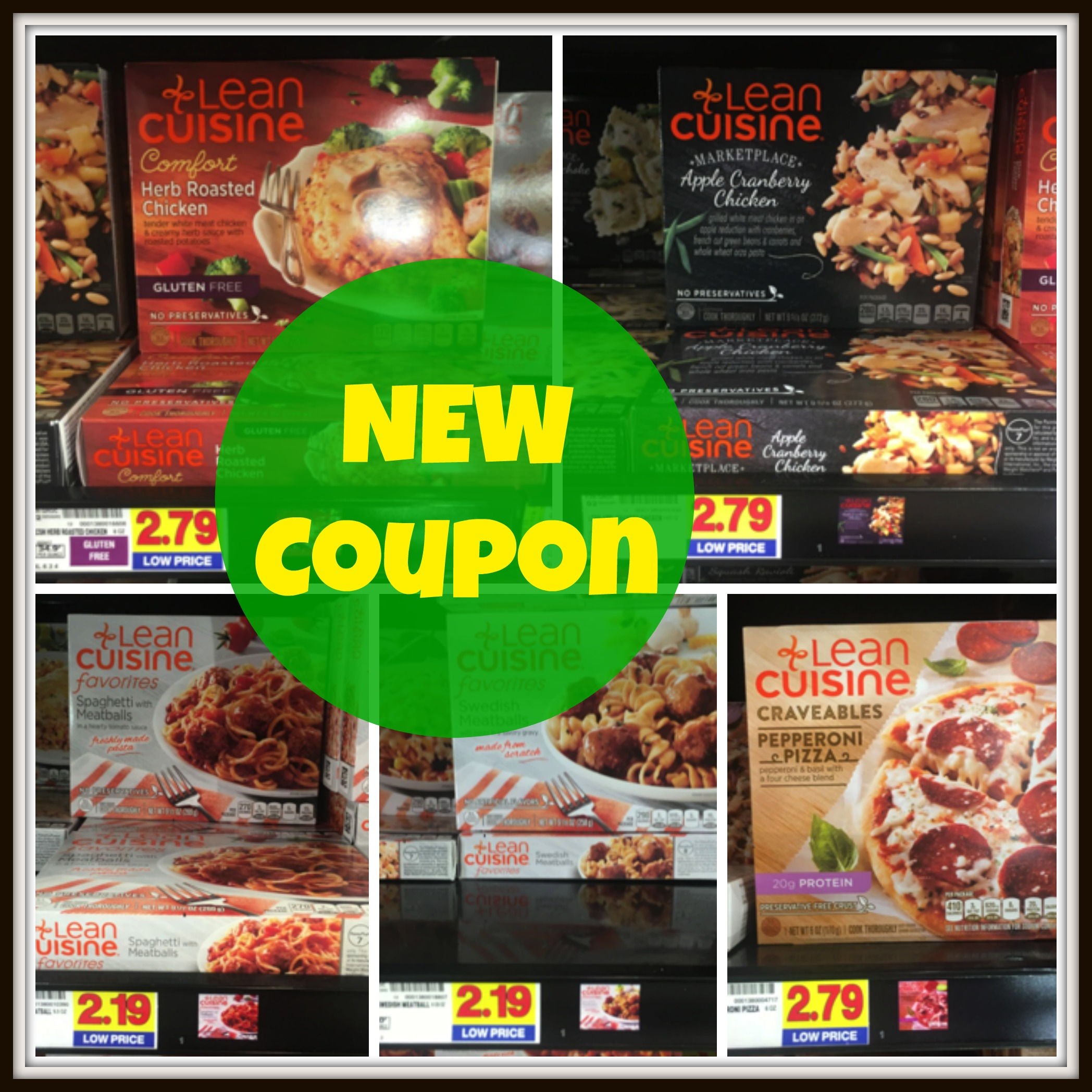 image regarding Lean Cuisine Coupons Printable named Fresh new Lean Delicacies Coupon + Kroger Offer Situations! Kroger Krazy