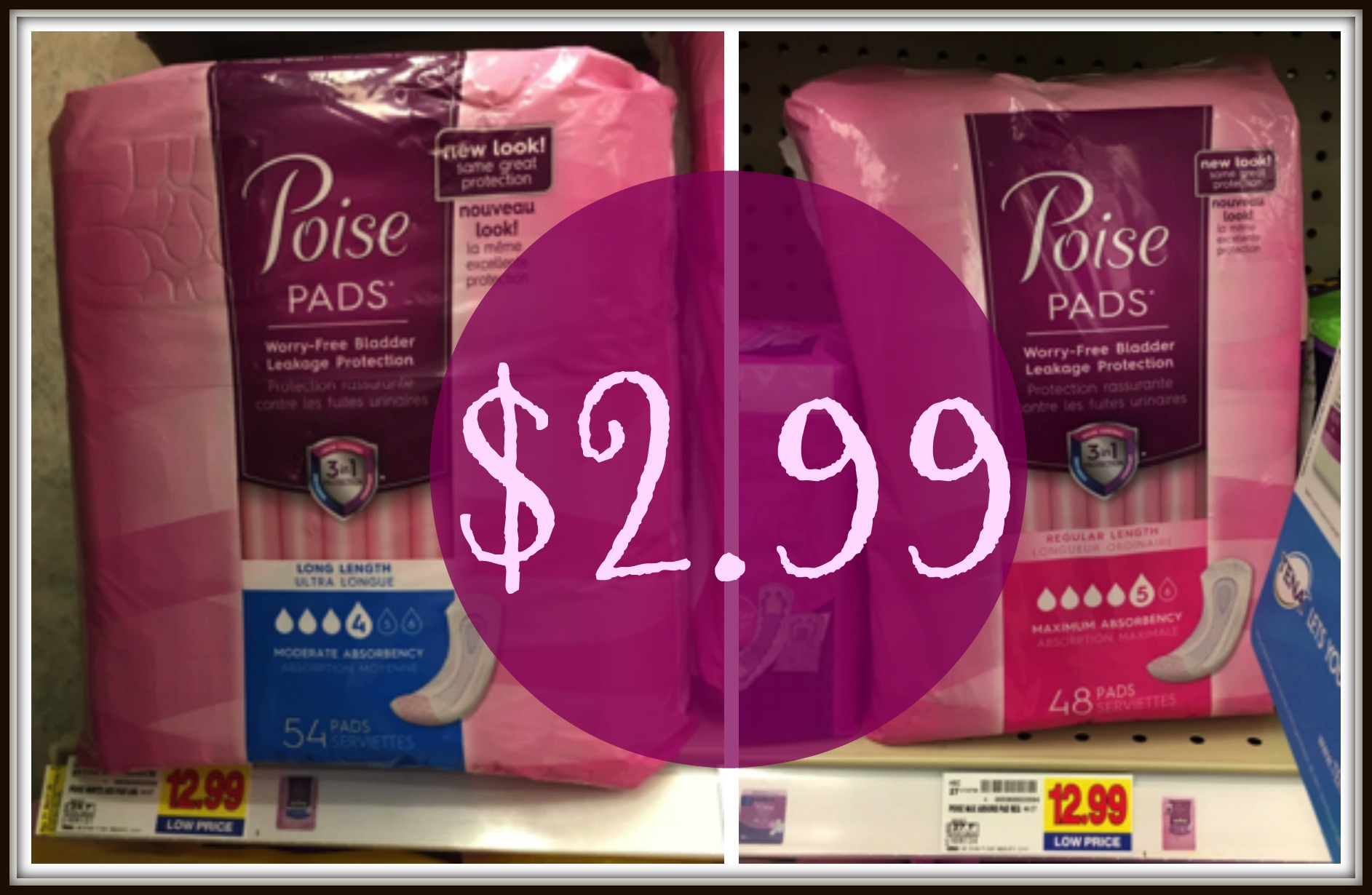 poise pads Image