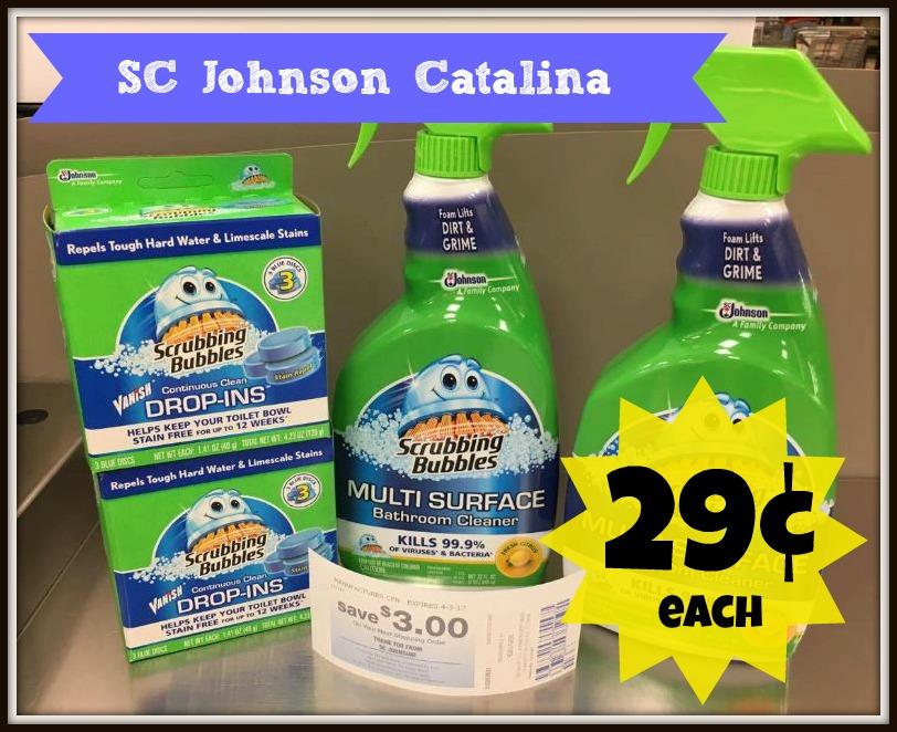 scrubbing bubbles catalina