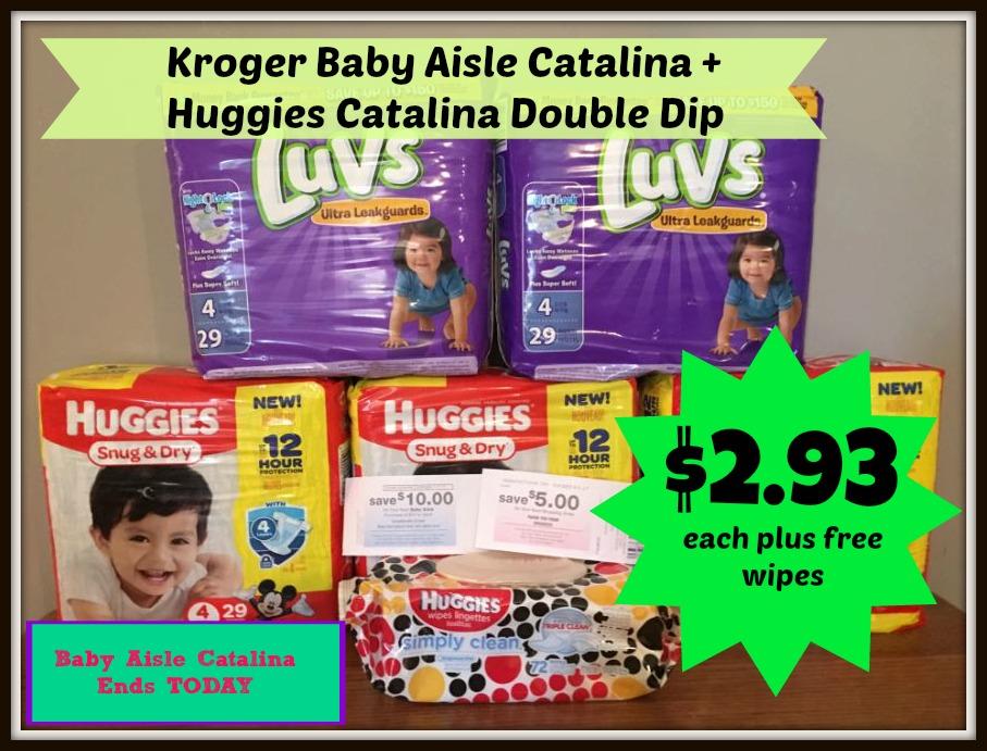 baby aisle catalina