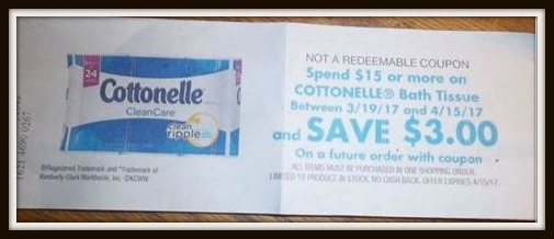 cottonelle thanks Sherry
