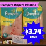 pampers cat