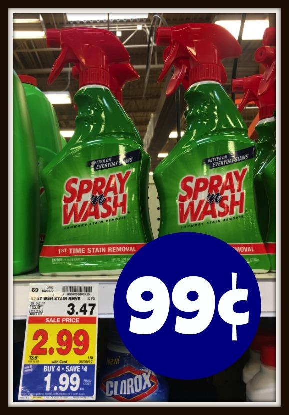 spray n wash