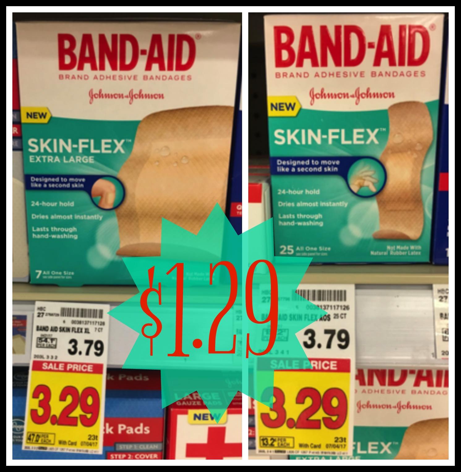 bandaid skin flex Image