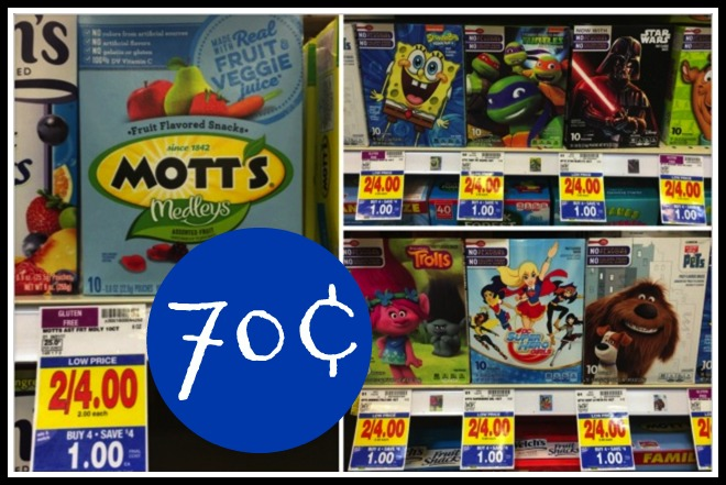 betty crocker fruit snacks