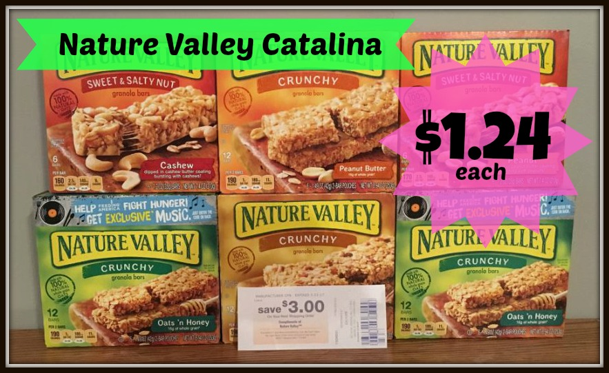 nature valley cat