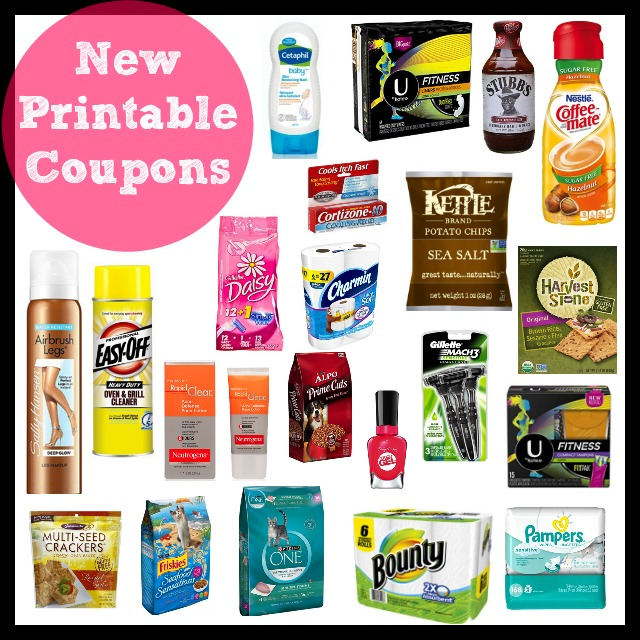 new coupons 52817