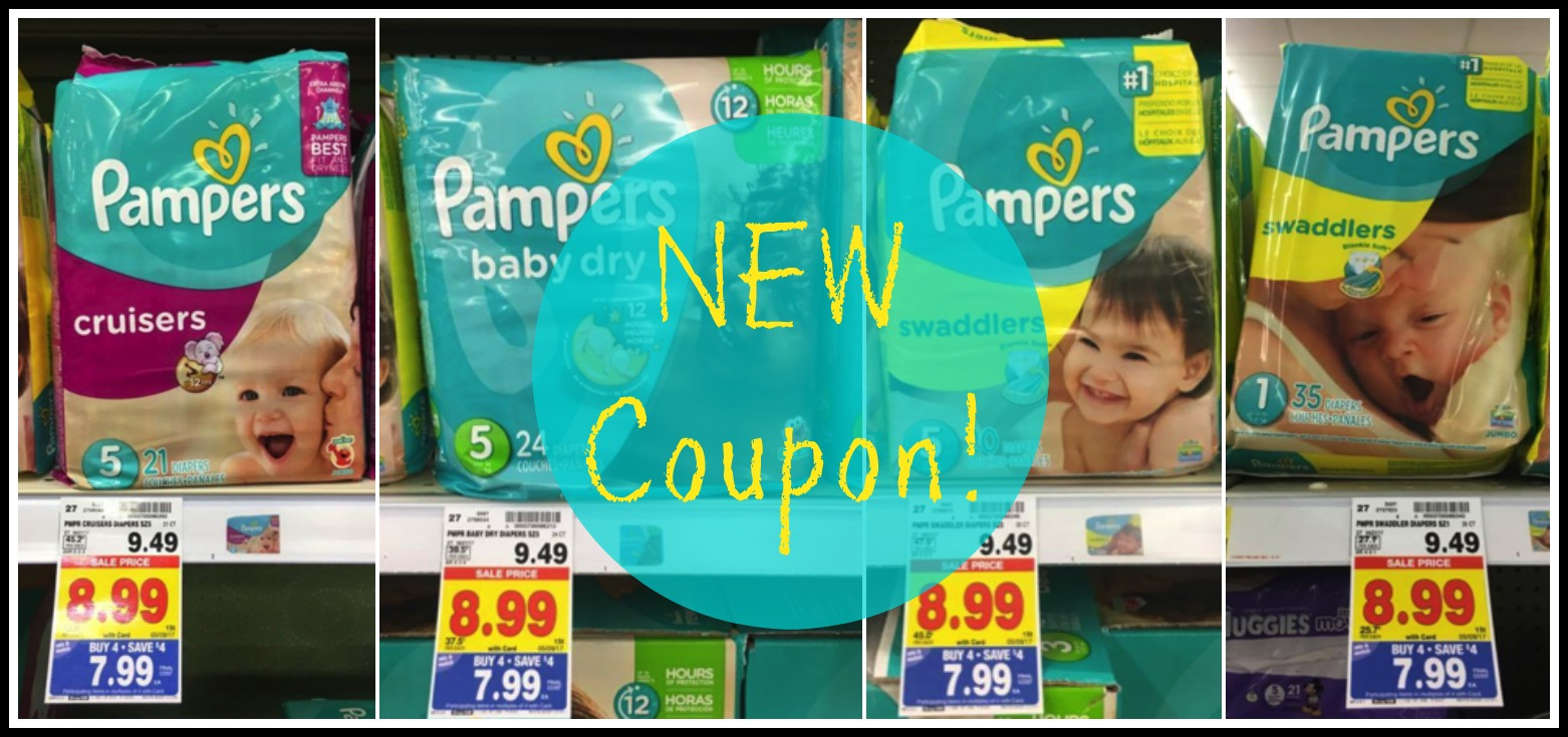 pampers diapers Image