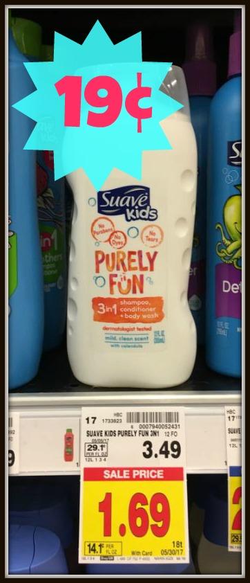 suave kids purely fun