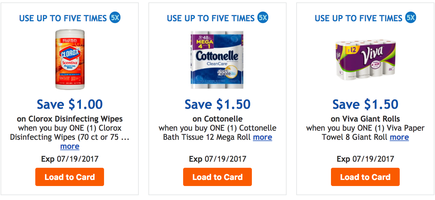 It's time to Download your 5X Kroger Digital Coupons AGAIN
