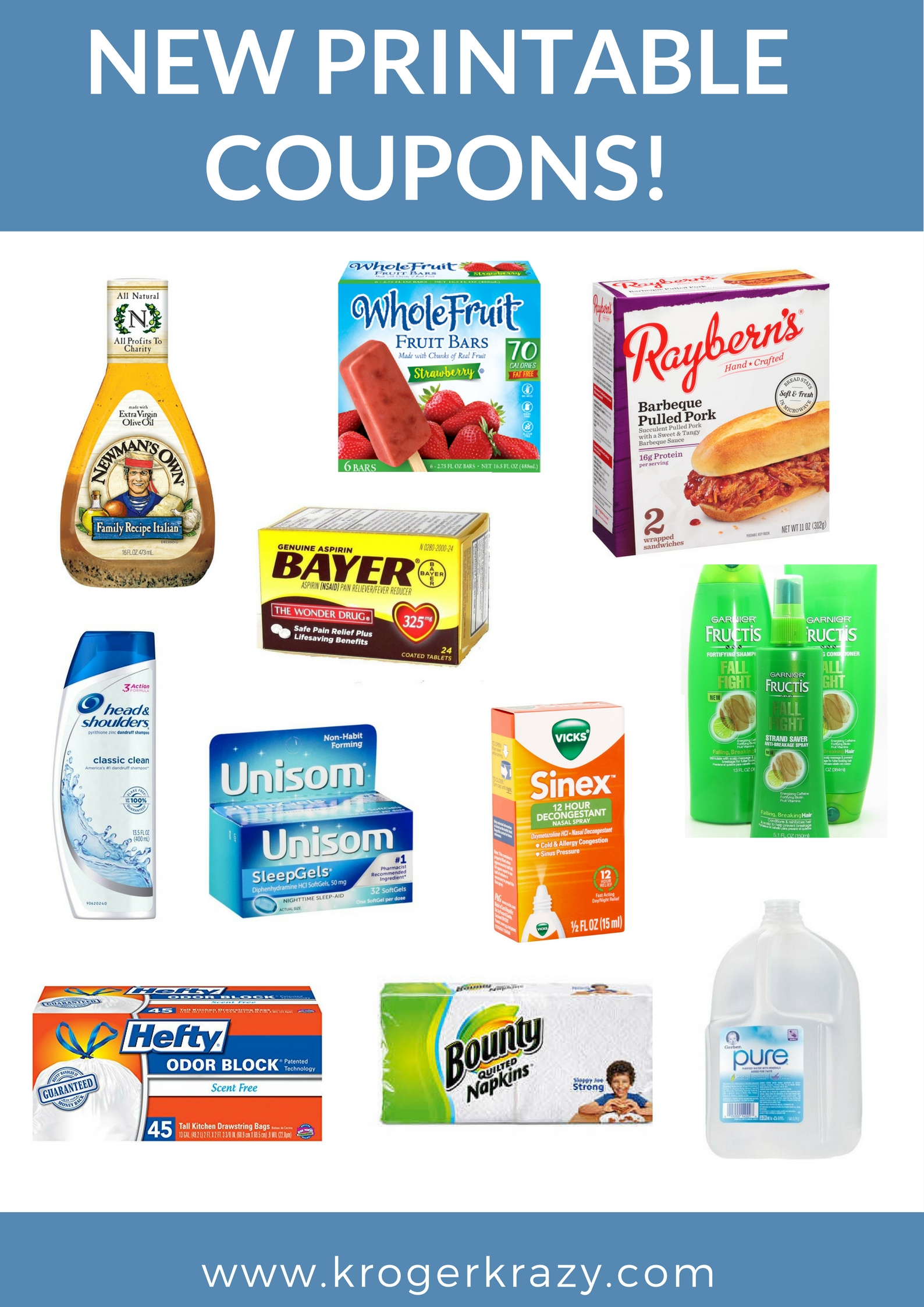 image about Viva Printable Coupons titled Fresh Printable Coupon codes! Gerber, Garnier, Clairol, Viva