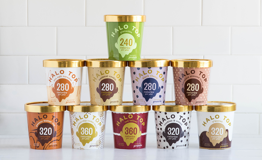 NEW Halo Top Coupon Ice Cream as low as 299 with Kroger Mega