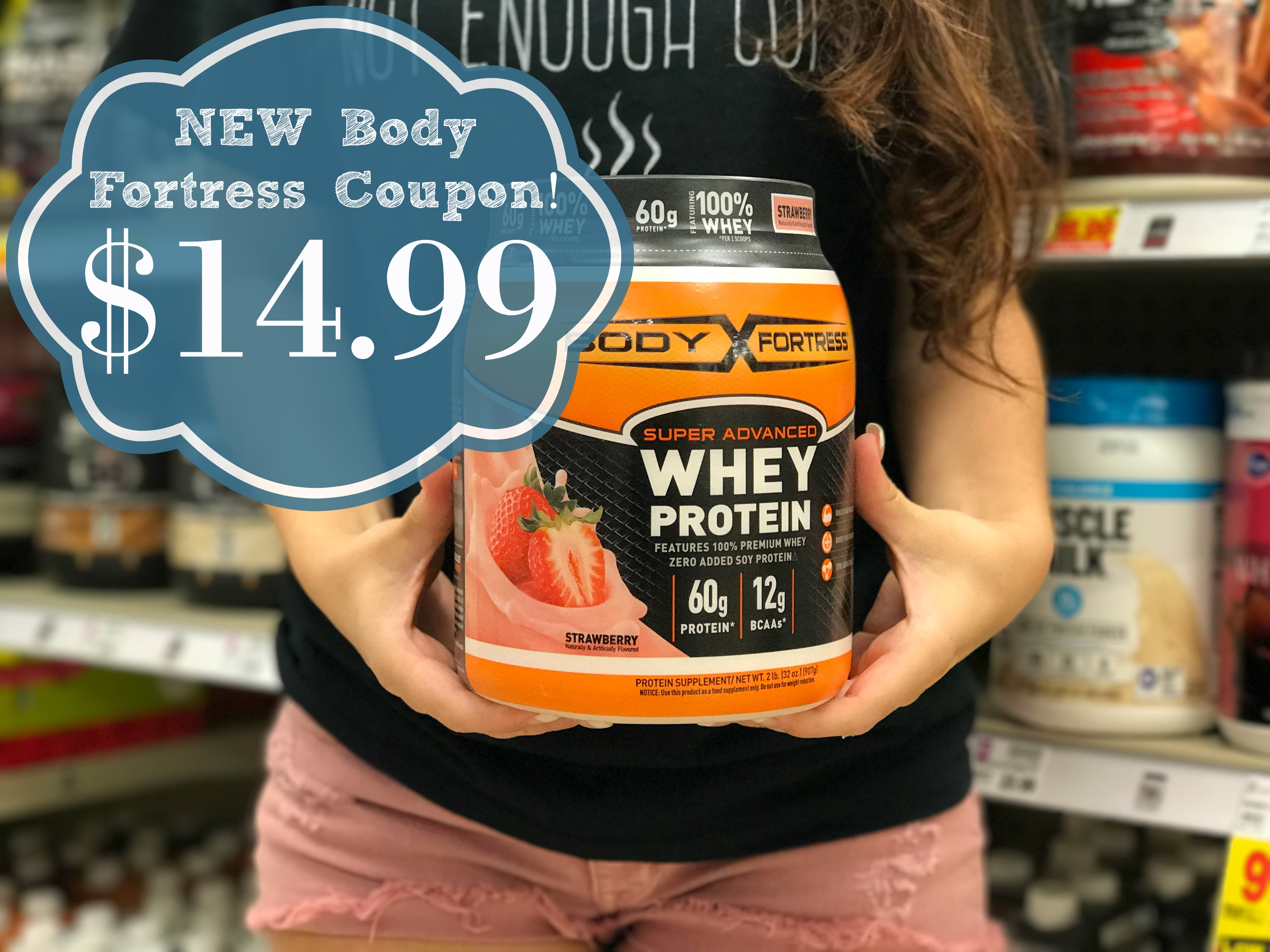 FROM AMERICA'S #1 SELLING BODY BUILDING SUPPLEMENT BRAND - Six Star % Whey Protein Plus is from the makers of MuscleTech, so you know it's a premium formula you can trust.