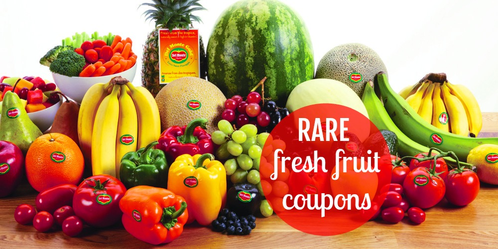 image about Del Monte Printable Coupons named 2 Contemporary Del Monte Fresh new Create Discount coupons!! Kroger Krazy