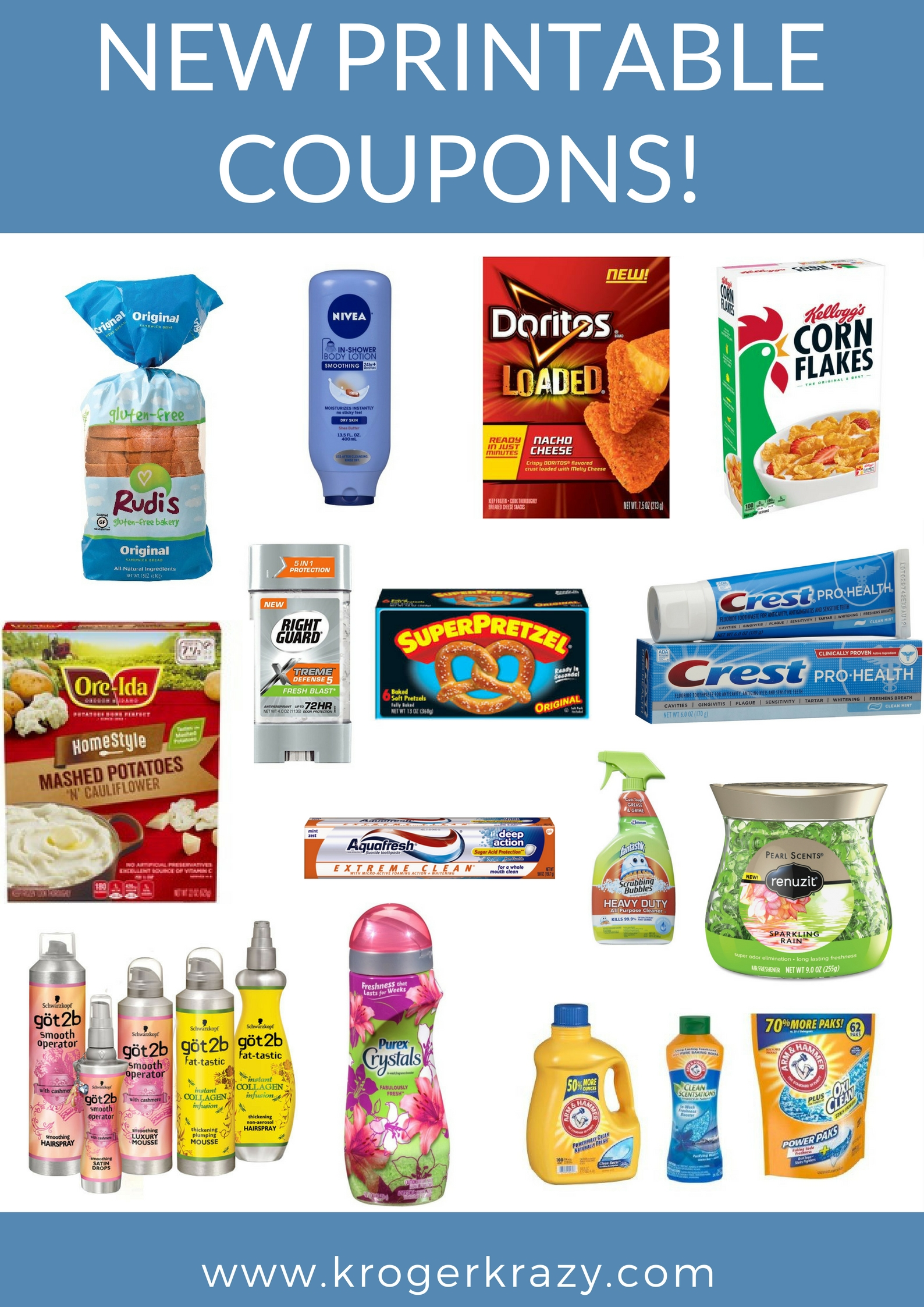 image relating to Crest Printable Coupons called Fresh Printable Coupon codes! Arm Hammer, Crest, Colgate