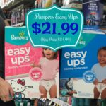 pampers easy ups boxes