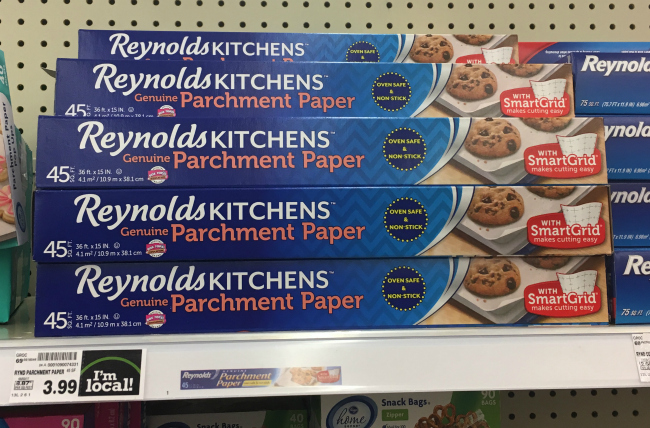 Reynolds Kitchen Parchment Paper (45 Sq Ft) U2013 $3.99 (Reg Price)
