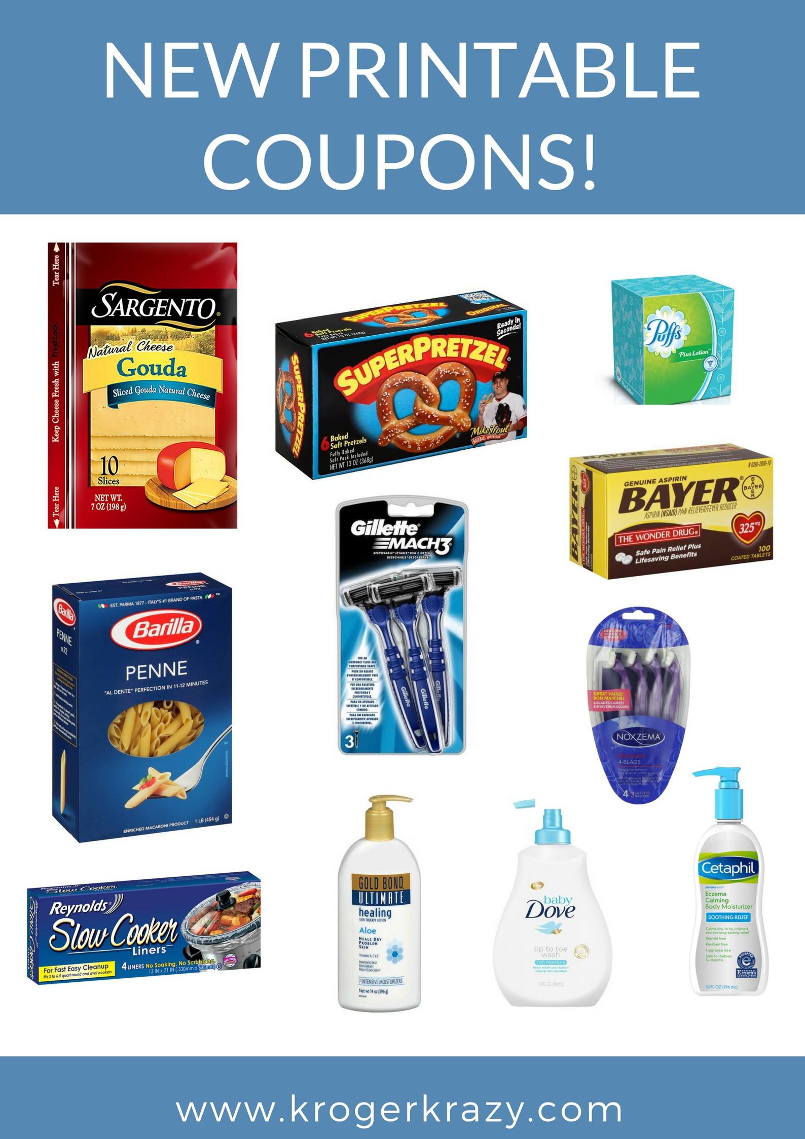 image about Neutrogena Printable Coupons identified as Contemporary Printable Coupon codes! Sargento, Neutrogena, Barilla, Boy or girl