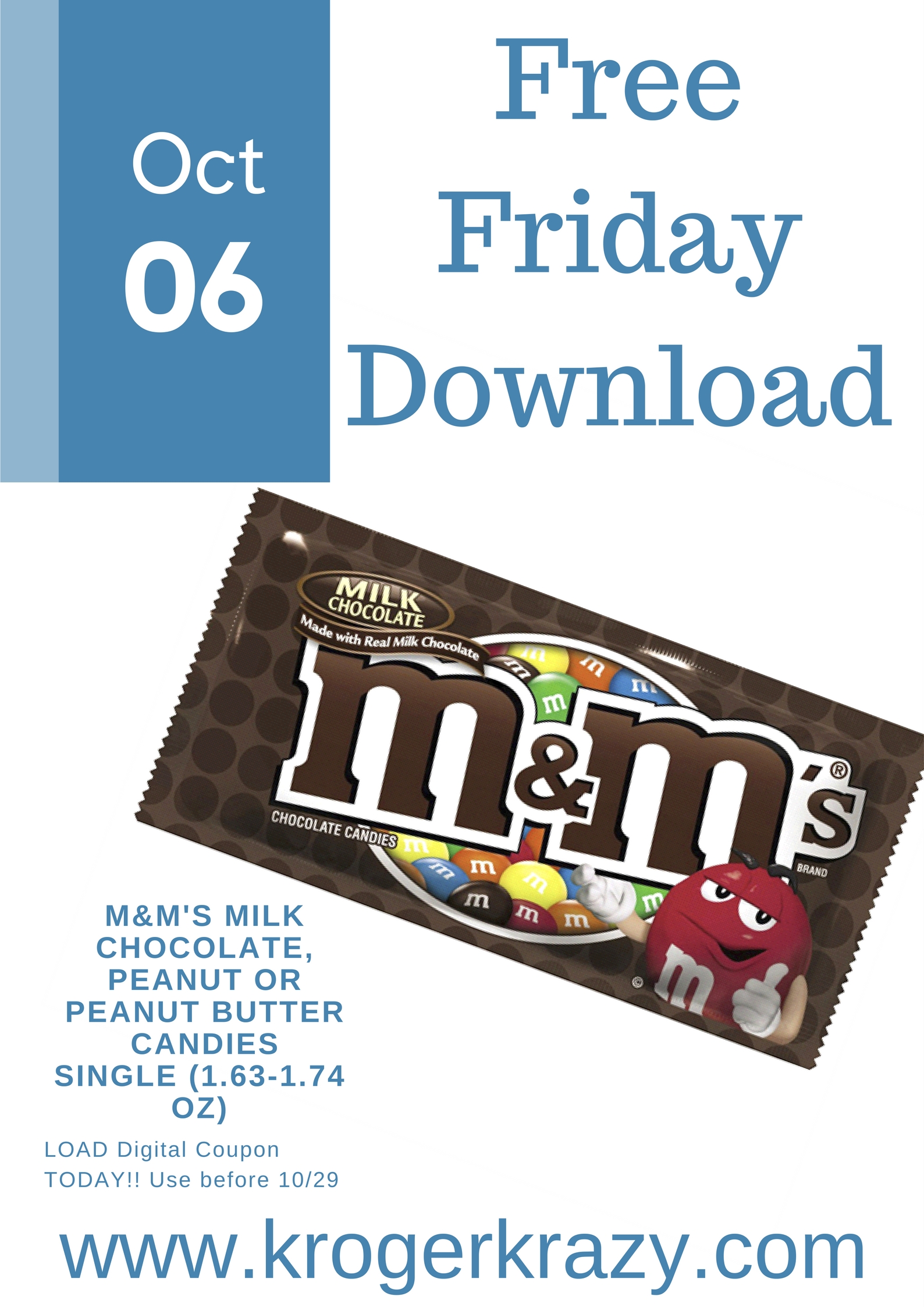 M&m candy font free download