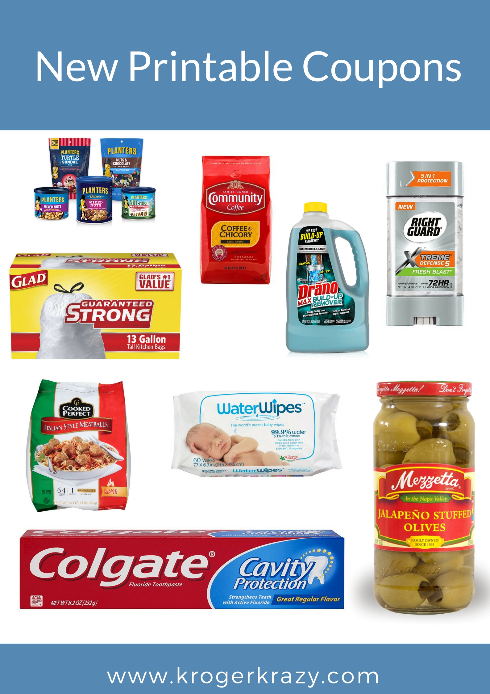 graphic regarding Printable Community Coffee Coupons identified as Fresh Printable Discount codes! Cooked Best, Tums, Colgate, Windex