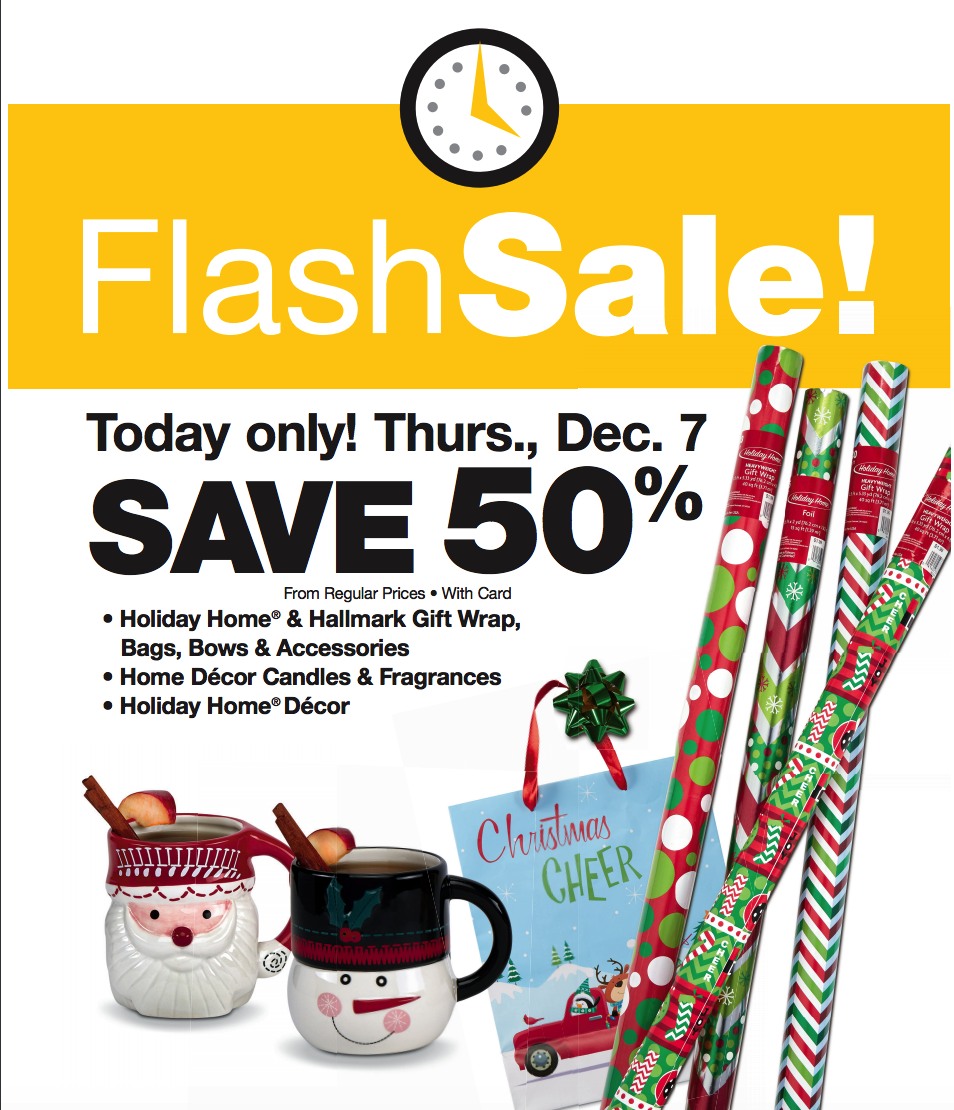 12 Home Decor Gift Ideas From Walmart: Kroger 50% Holiday Flash Sale! Save On Home Decor, Candles