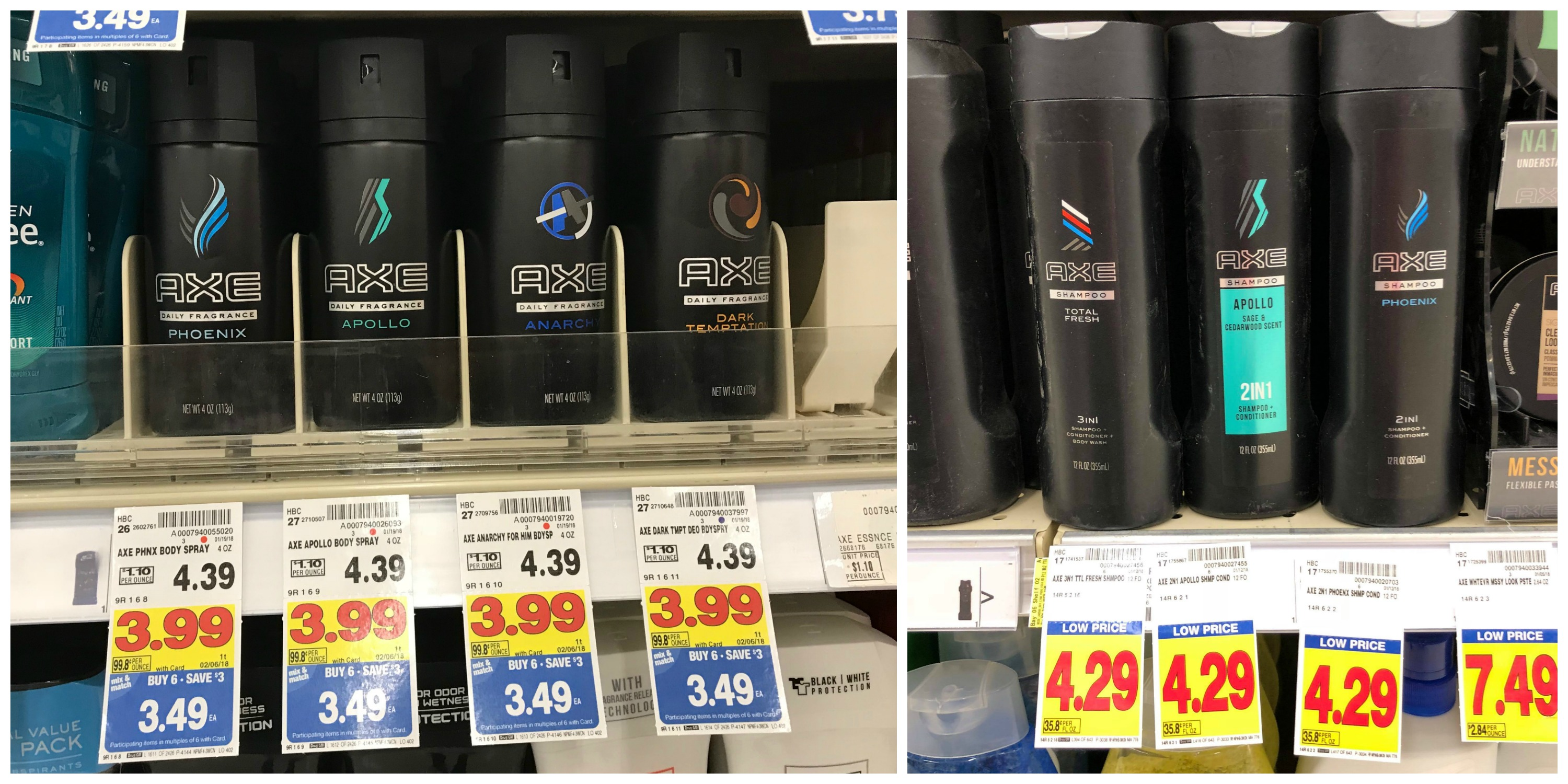 Axe body wash coupons august 2018