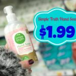 simple truth hand soap