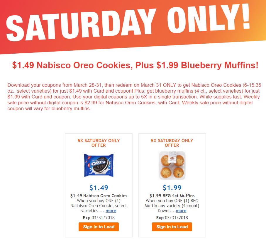 Food4less com digital coupons